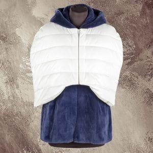 manhattan cape blue white