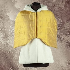 manhattan cape white yellow